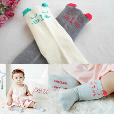 2pairs Kid's Cute Cartoon Cotton Arm Leg Warmers Leggings Kids Socks For Baby