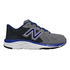 New Balance 790 v6 BOY'S RUNNING SHOES, GREY/BLUE*USA Brand-Size US 2, 4, 5 Or 6