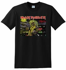 IRON MAIDEN T SHIRT killers vinyl cd cover tee SMALL MEDIUM LARGE or XL