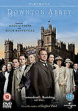 Downton Abbey - Series 1 - Complete (DVD, 2010, 3-Disc Set) Uk Region and Multi