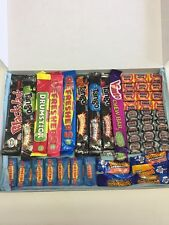 Ultimate chew box 54 sweets - Chew bars, refreshers sweets