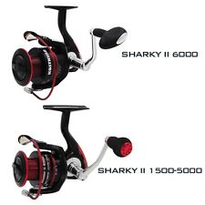 Waterproof Carbon Drag Spinning Reel Large Spool 19KG Fishing Reel Free Shipping