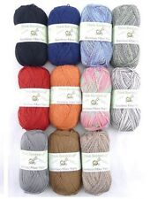 Soft and Slim Bamboo Wool Blend Yarn Super Fine fingering
