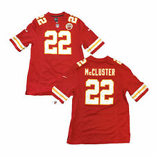 New Nike Mens NFL Kansas City Chiefs Dexter McCluster #22 Jersey 468957 Red L-XL
