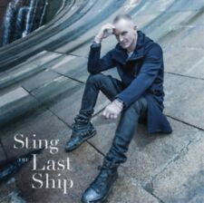 Sting - The Last Ship NEW LP