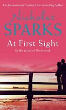At First Sight, Sparks, Nicholas, Used; Very Good Book