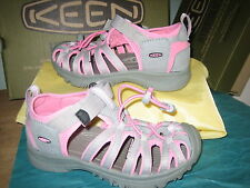Keen, sandal,Whisper style,gray-pink,slip-on, keen lace closure