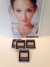 NEW MARY KAY SHEER MINERAL PRESSED POWDER~CHOOSE COLOR~FULL SIZE