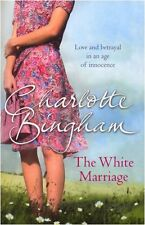 The White Marriage, Bingham, Charlotte, Used; Very Good Book