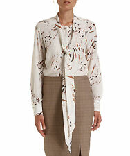 NEW Sportscraft WOMENS Signature Klein Animal Tie Blouse Tops & Blouses