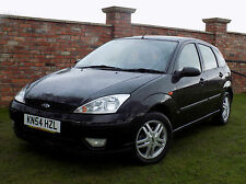 2004 '54' Ford Focus 1.6i 16v Zetec AUTOMATIC PETROL 27'000 MILES FROM NEW !!