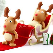 16GB 8GB 4GB USB 2.0 Memory Stick Flash Pen Drive U Disk Cartoon Christmas Deer