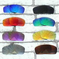 POLARIZED Replacement Lenses for-OAKLEY Monster Pup Sunglasses -Multiple Options