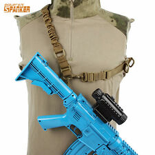 Sling Rifle Gun Tactical Point Strap Qd Quick Detach Swivel Release Attachment