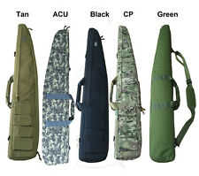 Rifle Tactical Gun Bag Outdoor Shotgun Carry Case Square Protection 600d New