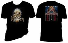 Iron Maiden Book of Souls Tour 2017 T-shirt