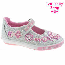 Lelli Kelly Girls LK4082 GH01 Shining Star Dolly Shoes Only £49.90 ( Free Gift)