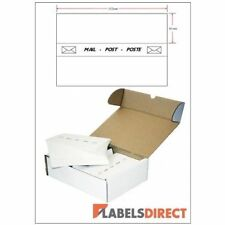 Premium 100% Compatible Franking Machine Labels-Pitney Bowes-NeoPost-Frama