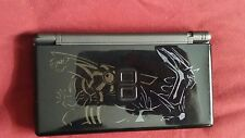 Nintendo DS Lite Pokémon Dialga and Palkia Limited Edition Black Handheld System