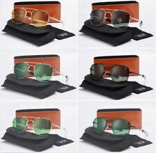 Aviation Sunglasses Men American Army Military Optical For Male Eyewear Aviator