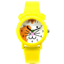 Children Mini Watches Kids Cartoon Watch Silicone Strap Wristwatch Fashion Gifts