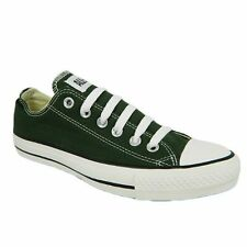 Converse Chuck Taylor All Star Dark Green Sneakers Unisex Low Trainers 132297