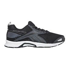 Reebok TripleHall-5 MEN'S RUNNING SHOES, BLACK/WHITE - Size US 7, 8, 8.5 Or 9