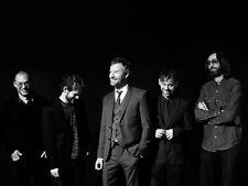 The National Rock Band Music BW HUGE GIANT PRINT POSTER