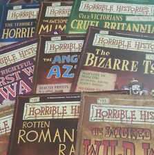 Horrible Histories Magazine Collection various available