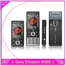 Sony Ericsson w995 w995i mobile phone 3G WIFI Bluetooth GPS 8MB Camera Keyboard