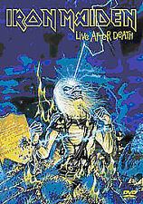 LIVE AFTER DEATH - IRON MAIDEN - CD