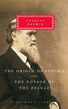 The Origin of Species and the Voyage of the Beagle by Darwin, Charles