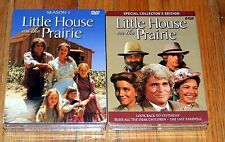 New & Sealed LITTLE HOUSE on PRAIRIE Season 1 & SPECIAL COLLECTOR EDITION 11 DVD