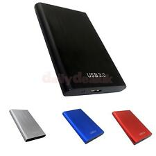 "2.5"" USB 3.0 Hard Drive Sata Disk SSD Enclosure Storage Case with USB Cable"