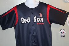 Boston Red Sox Jersey Button  Genuine Authentic MLB Embroided  Blue ,Red,
