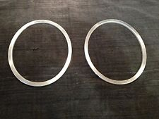 Dome Halos Dome Rings for use with BRAVA Breast Enlargement System