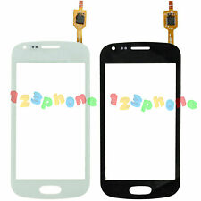 TOUCH SCREEN GLASS DIGITIZER FOR SAMSUNG GALAXY TREND S7562i i699 BLACK / WHITE