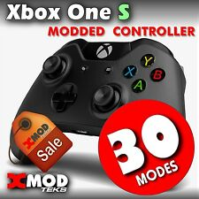 XBOX ONE S MODDED CONTROLLER, RAPID FIRE MOD, COD INFINITE BO3 @  XMOD 30 MODES