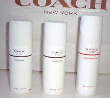 Coach Fabric Cleaner or Leather Moisturizer 6oz - NEW