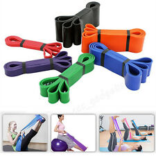 Resistance Bands Exercise Strength Weight Training Fitness Workout Leg Butt Lift