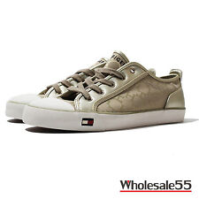 Tommy Hilfiger Women's Canvas Logo Sneakers Athletic Tennis Shoes Many Sz New