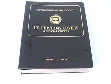 POSTAL COMMEMORATIVE SOCIETY U.S. FIRST DAY COVERS & ALBUM 1992