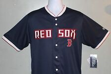 Blue with white/red trim Boston Red Sox Red,White and Blue MLB Authentic Jersey