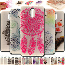 For Lenovo Phone Case Cute Gel IMD+TPU Clear Rubber Various Skin Soft Back Cover