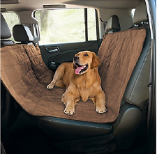 Pawslife Seat Hammock Cover Quilted Waterproof Back Pets Quilted Protector Dog