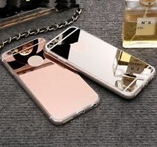 Luxury Mirror TPU Soft Silicone Case Protector Shell Cover For iPhone 6 6s 7 Plu