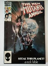 NEW MUTANTS ANNUAL (1984) #1 Marvel Comics VF+