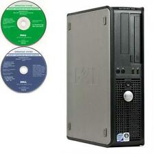DELL Desktop P4-HT 3.0GHz-CPU 2Gb-RAM 40Gb-HDD DVD-ROM MsOffice Win-XP SP3 PCord