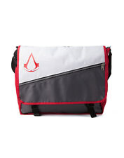 Assassins Creed Core Crest Logo Messenger Bag Mens New Men Gaming Ubisoft