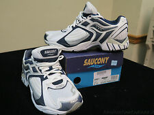 MEN'S SAUCONY 3D GRID HURRICANE 6 ATHLETIC SHOES | BRAND NEW IN BOX| MUST SEE |